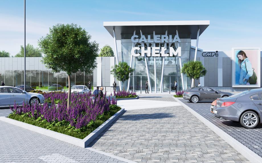 centrum handlowe GALERIA CHEŁM w Chełmie