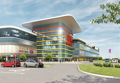 Centrum handlowe Bielany