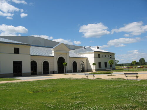 Janów Podlaski riding hall