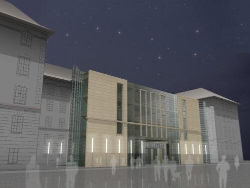 Biblioteka w Poznaniu 2005